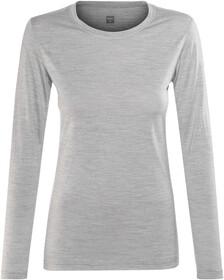 Lundhags Gimmer Langærmet T shirt Damer, garnet | Find